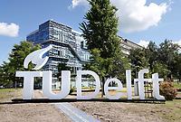 Nederland Delft- Augustus 2018.  De Technische Universiteit.  Foto Berlinda van Dam / Hollandse Hoogte