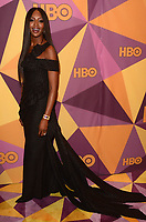 BEVERLY HILLS, CA - JANUARY 7: Naomi Campbell at the HBO Golden Globes After Party, Beverly Hilton, Beverly Hills, California on January 7, 2018. <br /> CAP/MPI/DE<br /> &copy;DE//MPI/Capital Pictures