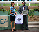 ARCADIA, CA: October 06:  Breeders Cup win and you're Speakeasy Stakes at Santa Anita Park on October 06, 2018 in Arcadia, California (Photo by Chris Crestik/Eclipse Sportswire)