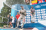 FormulaE Round 11 Battersea Park Final  28th June 2015