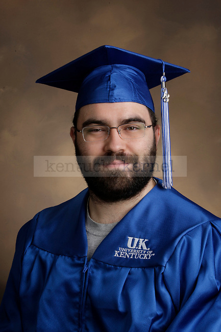 Kenney, Anthony photographed during the Feb/Mar, 2013, Grad Salute in Lexington, Ky.