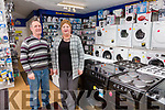 John & Mary Sheehan of Sheehan's Domestic Appliance & Plumbing Centre Cahersiveen.