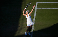 ANA KONJUH (CRO)<br /> <br /> TENNIS - THE CHAMPIONSHIPS - WIMBLEDON 2015 -  LONDON - ENGLAND - UNITED KINGDOM - ATP, WTA, ITF <br /> <br /> &copy; AMN IMAGES