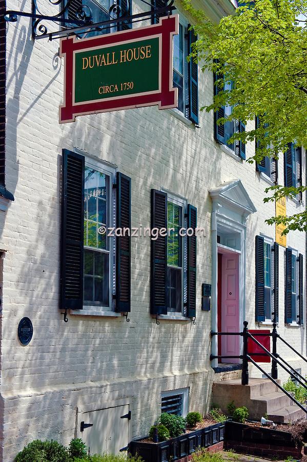 Old Town Alexandria Virginia, beautiful 18th-19th-century, historic, architecture,