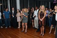 RIO DE JANEIRO, RJ, 26 JULHO 2012 - ANUNCIO DO ARNOLD CLASSIC BRASIL- Cerimonia de anuncio do evento Arnold Classic Brasil que acontecera em Abril de 2013, englobando diversas modalidades esportivas, deu inicio a 14 edicao do evento Rio Sports Show que inicia amanha dia 27 no Pier Maua, nesta quINTA-feira, 26 (FOTO: MARCELO FONSECA / BRAZIL PHOTO PRESS).