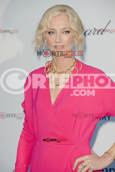 Joely Richardson attends the amfAR Gala at Hotel du Cap-Eden-Roc in Cannes, 24th May 2012..Credit: Timm/face to face / Mediapunchinc