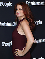 www.acepixs.com<br /> <br /> May 15 2017, New York City<br /> <br /> Debra Messing arriving at the Entertainment Weekly &amp; People New York Upfront on May 15, 2017 in New York City. <br /> <br /> By Line: Nancy Rivera/ACE Pictures<br /> <br /> <br /> ACE Pictures Inc<br /> Tel: 6467670430<br /> Email: info@acepixs.com<br /> www.acepixs.com