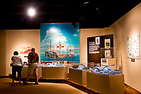 The T.T. Wentworth, Jr. Florida State Museum in downtown Pensacola highlights West Florida history. <br /> COLIN HACKLEY PHOTO