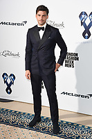 Johannes Huebl at &quot;One For The Boys&quot; Fashion Ball - a charity raising awareness of male forms of cancer, at The Landmark Hotel, London, London, UK. <br /> 09 June  2017<br /> Picture: Steve Vas/Featureflash/SilverHub 0208 004 5359 sales@silverhubmedia.com