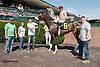 Slip and Drive winning at Delaware Park on 9/7/13