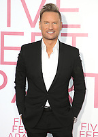 07 March 2019 - Westwood, California - Brian Tyler. &quot;Five Feet Apart&quot; Los Angeles Premiere held at the Fox Bruin Theatre. <br /> CAP/ADM/FS<br /> &copy;FS/ADM/Capital Pictures