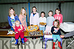 Tralee Rugby Club Supporters  lunch and club fun day on Sunday. Pictured l-r front sonny Walsh and Leanne Walsh Back l-r Blathnaid Walsh, Grace Walsh, Deirdre Gaynor, Emma Gaynor, Sive Walsh, Lucy Jane McGarroll, Cake sale volunteers