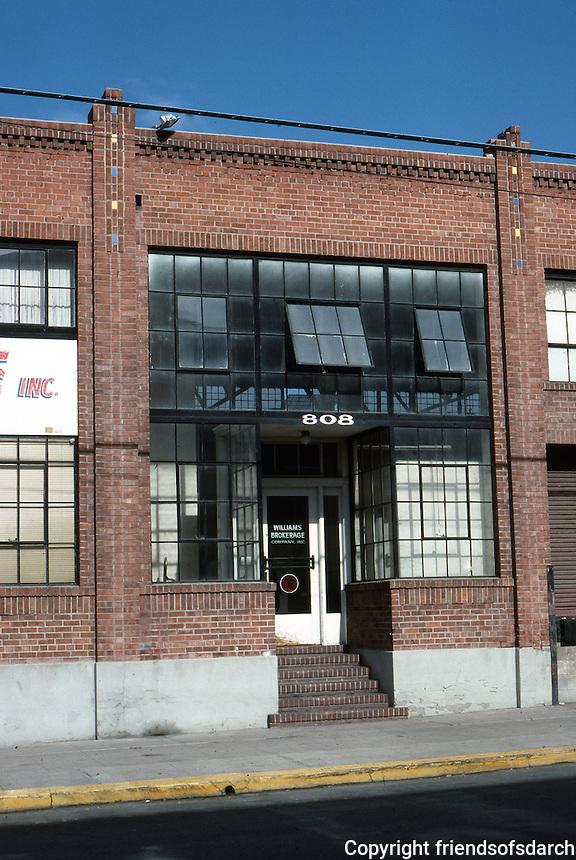 San Diego: Williams Brokerage Co. (TR Produce), 808 J Street.