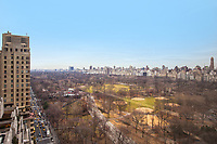 View from 1 Central Park South