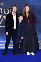 """David Heyman<br /> arriving for the """"Fantastic Beasts: The Crimes of Grindelwald"""" premiere, Leicester Square, London<br /> <br /> ©Ash Knotek  D3459  13/11/2018"""