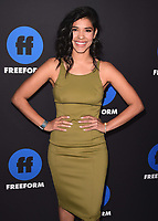 HOLLYWOOD, CA - JANUARY 18:  Lisseth Chavez at the Freeform Summit at NeueHouse on January 18, 2018 in Hollywood, California. (Photo by Scott Kirkland/PictureGroup)