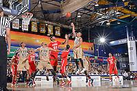 FIU Men's Basketball v. Florida College (11/14/14)
