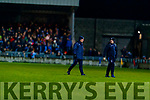 Dublin Manager Jim Gavin before the Allianz Football League Division 1 Round 3 match between Kerry and Dublin at Austin Stack Park in Tralee, Kerry on Saturday night.
