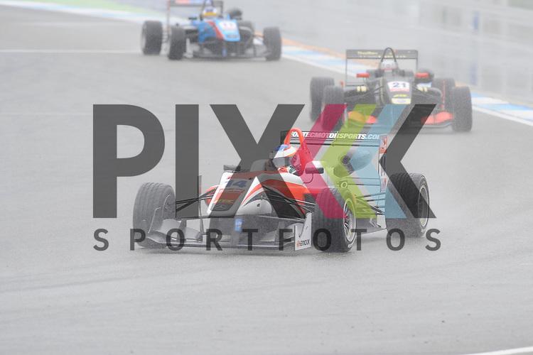 # 14 Matthew Rao / GBR vom Fortec Motorsports  bei der FIA Formula F 3 auf dem Hockenheimring.<br /> <br /> Foto &copy; P-I-X.org *** Foto ist honorarpflichtig! *** Auf Anfrage in hoeherer Qualitaet/Aufloesung. Belegexemplar erbeten. Veroeffentlichung ausschliesslich fuer journalistisch-publizistische Zwecke. For editorial use only.