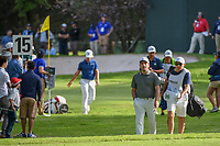 Francesco Molinari (ITA) makes his way to the tee on 16 during round 2 of the World Golf Championships, Mexico, Club De Golf Chapultepec, Mexico City, Mexico. 2/22/2019.<br /> Picture: Golffile | Ken Murray<br /> <br /> <br /> All photo usage must carry mandatory copyright credit (© Golffile | Ken Murray)