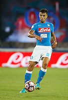Alberto Grassi  during the friendly soccer match,between SSC Napoli and Onc Nice      at  the San  Paolo   stadium in Naples  Italy , August 02, 2016<br />  during the friendly soccer match,between SSC Napoli and Onc Nice      at  the San  Paolo   stadium in Naples  Italy , August 02, 2016
