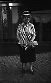 """Warsaw 9-10.2011 Poland..Portraits of the Insurgents. Krystyna Sempka pseudonym """"Giewont"""" Szare Szeregi. photo Maciej Jeziorek/Napo Images..Warszawa 9-10.2011 Polska. Portrety Powstancow Warszawskich. nz. Krystyna Sempka """"Giewont"""" Szare Szeregi. fot. Maciej Jeziorek/Napo Images."""