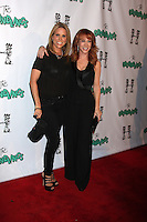 Cheryl Hines, Kathy Griffin<br /> at the The Groundlings 40th Anniversary Gala, HYDE Sunset: Kitchen + Cocktails, Los Angeles, CA 06-01-14<br /> David Edwards/DailyCeleb.com 818-249-4998