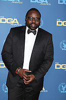 LOS ANGELES - FEB 2:  Brian Tyree Henry at the 2019 Directors Guild of America Awards at the Dolby Ballroom on February 2, 2019 in Los Angeles, CA