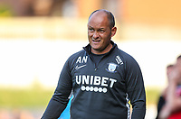 Preston North End manager Alex Neil watches on<br /> <br /> Photographer Alex Dodd/CameraSport<br /> <br /> Football Pre-Season Friendly - Chorley v Preston North End - Tuesday July 16th 2019  - Victory Park - Chorley<br /> <br /> World Copyright © 2019 CameraSport. All rights reserved. 43 Linden Ave. Countesthorpe. Leicester. England. LE8 5PG - Tel: +44 (0) 116 277 4147 - admin@camerasport.com - www.camerasport.com