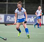 UTRECHT -  Lisette Korink (Kampong)  tijdens de hockey hoofdklasse competitiewedstrijd dames:  Kampong-Laren . COPYRIGHT KOEN SUYK