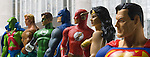 Justice League of America, action figures