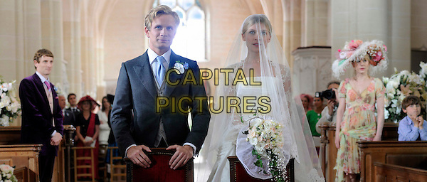 Jeremie Renier & Clemence Poesy.in Piece Montee (The Wedding Cake).*Filmstill - Editorial Use Only*.CAP/PLF.Supplied by Capital Pictures.