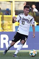 Luca Waldschmidt of Germany in action<br /> Bologna 27-06-2019 Stadio Renato Dall'Ara <br /> Football UEFA Under 21 Championship Italy 2019<br /> Semi-finals<br /> Germany - Romania<br /> Photo Cesare Purini / Insidefoto