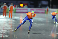 SCHAATSEN: BOEDAPEST: Essent ISU European Championships, 07-01-2012, 5000m Men, Sven Kramer NED, ©foto Martin de Jong