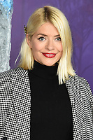 "LONDON, UK. November 17, 2019: Holly Willoughby arriving for the ""Frozen 2"" European premiere at the BFI South Bank, London.<br /> Picture: Steve Vas/Featureflash"