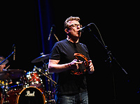 21 September 2018 - Hamilton, Ontario, Canada.  Charlie Reid of Scottish folk/rock duo The Proclaimers performs on stage during their Canadian Tour at the FirstOntario Concert Hall.   <br /> CAP/ADM/BPC<br /> &copy;BPC/ADM/Capital Pictures