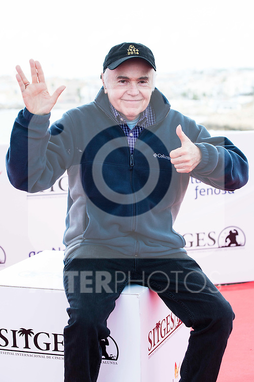 American actor Walter Koenig pose to the media during Festival de Cine Fantastico de Sitges in Barcelona. October 11, Spain. 2016. (ALTERPHOTOS/BorjaB.Hojas)