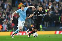 Manchester City vs Paris St Germain 12-04-16