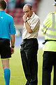 12/08/2006        Copyright Pic: James Stewart.File Name : sct_jspa24_motherwell_v_aberdeen.MOTHERWELL MANAGER MAURICE MALPAS AT THE END OF THE GAME AGAINST ABERDEEN.......Payments to :.James Stewart Photo Agency 19 Carronlea Drive, Falkirk. FK2 8DN      Vat Reg No. 607 6932 25.Office     : +44 (0)1324 570906     .Mobile   : +44 (0)7721 416997.Fax         : +44 (0)1324 570906.E-mail  :  jim@jspa.co.uk.If you require further information then contact Jim Stewart on any of the numbers above.........