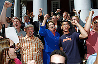 20120626 Teresa Sullivan Reinstated as UVa President