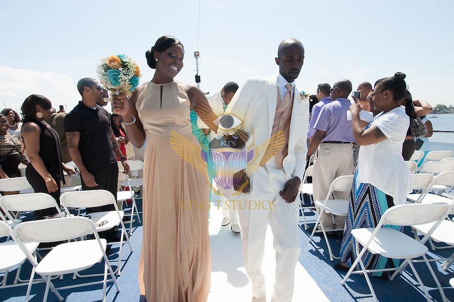 Ivan & Charnae Hepburn Wedding & Reception