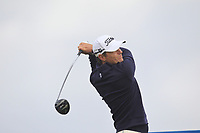 Jason Scrivener (AUS) on the 2nd tee during Round 1 of the Dubai Duty Free Irish Open at Ballyliffin Golf Club, Donegal on Thursday 5th July 2018.<br /> Picture:  Thos Caffrey / Golffile
