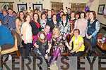 Mary Donovan, Dromcarrin, Headford,Killarney, pictured with family and friends as she celebrated her 30th birthday in the Kerry Way Bar, Glenflesk on Saturday night.......................
