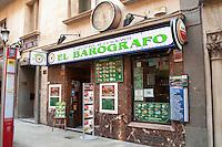 Madrid - El Barografo