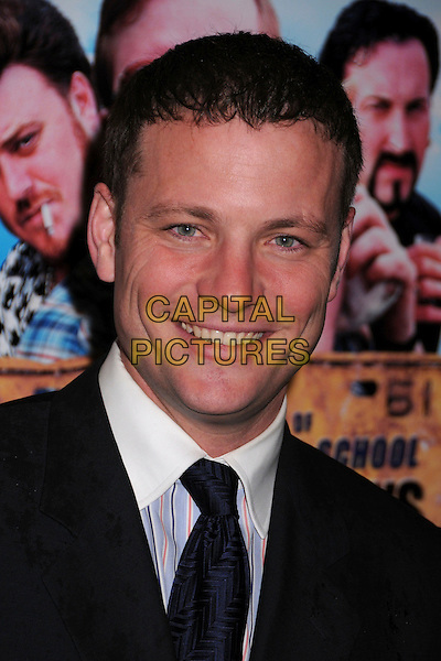 "MICHAEL RODRICK .""Trailer Park Boys: The Movie"" Los Angeles Premiere at the Laemmle's Sunset 5 Theatre, West Hollywood, California, USA..January 23rd, 2008.headshot portrait .CAP/ADM/BP.©Byron Purvis/AdMedia/Capital Pictures."