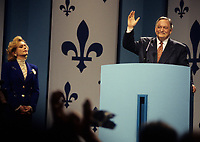 Montreal (QC) CANADA, October 30, 1995<br />