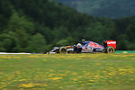 AUT, F1 RED BULL RING, SPIELBERG 2015