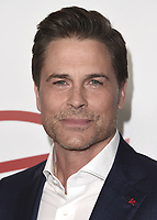 "HOLLYWOOD, CA - APRIL 11:  Rob Lowe at the Los Angeles premiere of Fox Searchlight Pictures' ""Super Troopers 2"" at ArcLight Hollywood on April 11, 2018 in Hollywood, California. (Photo by Scott KirklandPictureGroup)"