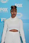 Ta'Rhonda Jones - Empire - FOX 2015 Programming Presentation on May 11, 2015 at Wolman Rink, Central Park, New York City, New York.  (Photos by Sue Coflin/Max Photos)