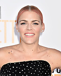 WESTWOOD, CA - APRIL 17: Busy Philipps arrives at the Premiere Of STX Films' 'I Feel Pretty' at Westwood Village Theatre on April 17, 2018 in Westwood, California.WESTWOOD, CA - APRIL 17: Busy Philipps arrives at the Premiere Of STX Films' 'I Feel Pretty' at Westwood Village Theatre on April 17, 2018 in Westwood, California.